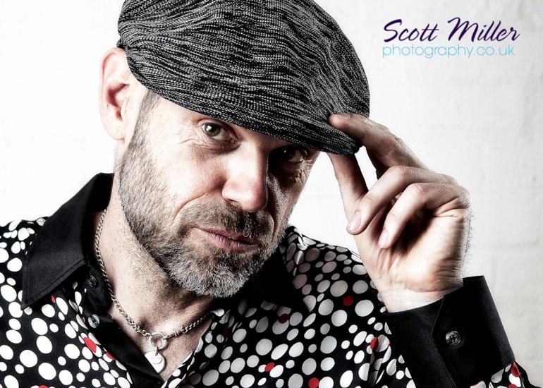 Linkedin headshot photographer Scott Miller
