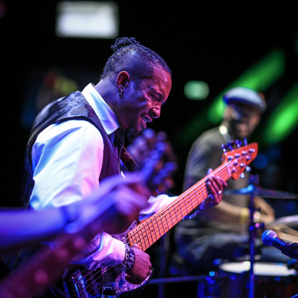 Lonnie Liston Smith - Brooklyn Bowl London with Mi-soul and musicconnex