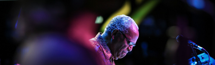 Concert Photographer London | Lonnie Liston Smith