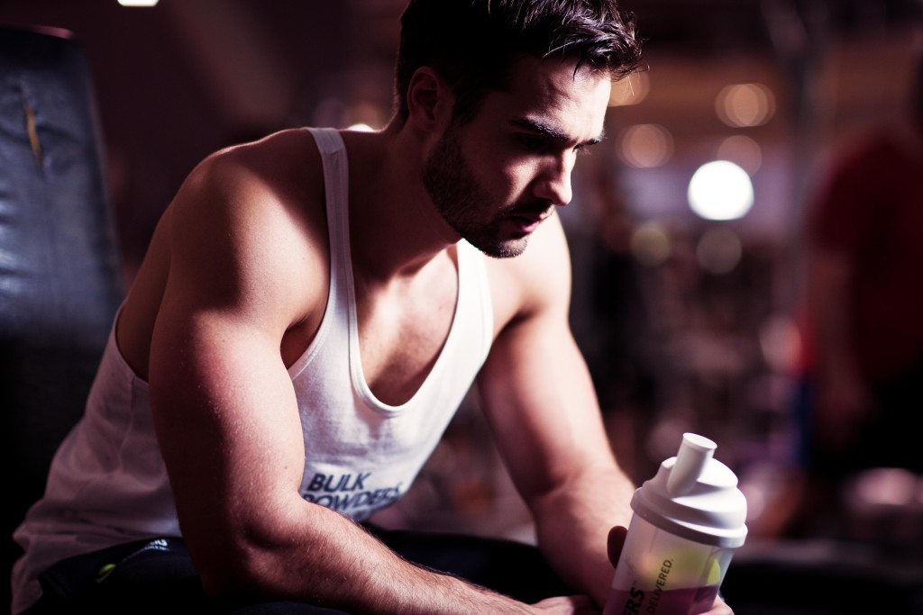 Bulk powders photos - Essex sport and fitness photographer Scott Miller