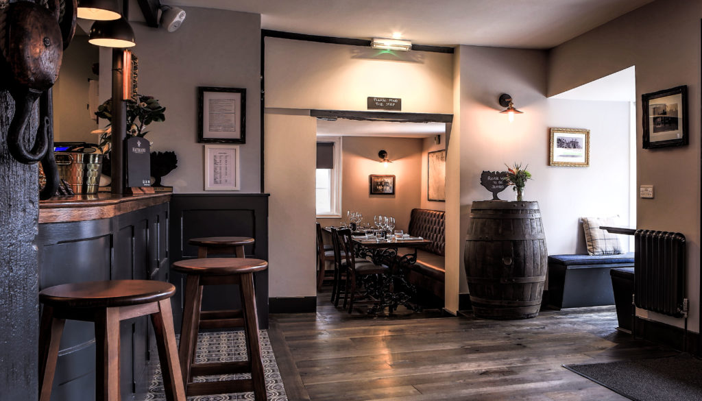 Property Photographer Essex - The Ship in Burnham Essex